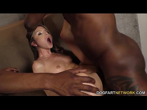 Gina Gerson Interracial DP - Cocu Sessions