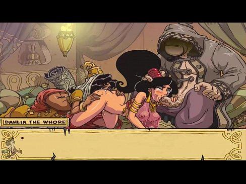 Akabur del Aladdin de Disney Princesa Entrenador de la princesa jasmine 44