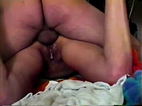 Mature painful anal