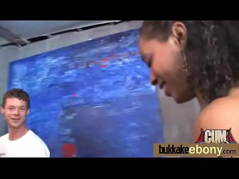 Ebony Dude Sucks And Fucks