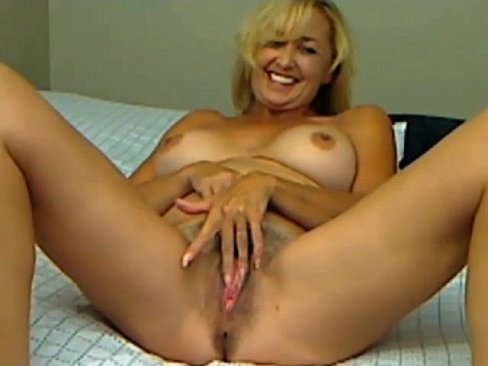 Milf spreading videos