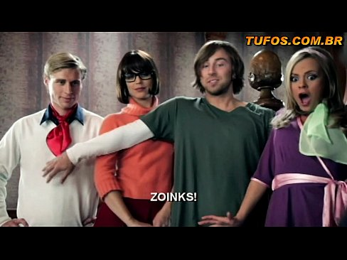 Trailer Scooby-Doo Paródia Pornô