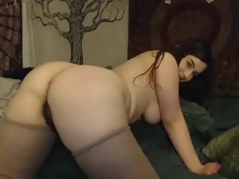 Bbw hairy pussy and ass