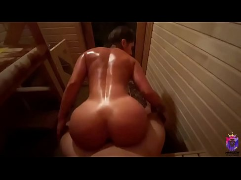 Spanish Wife With Big Tits Gets Fucked In The Sauna Xnxx Com