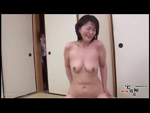 Japanese Mom Fuck Old Man