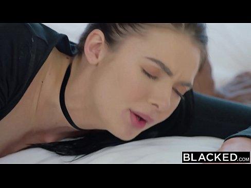 BLACKED Marley Brinx chead bbc ina asal