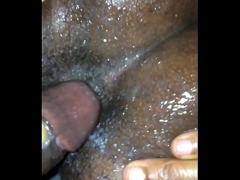 young black girl loves anal