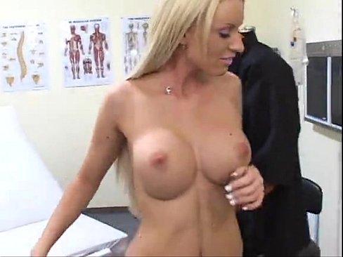 Russian Doctor Fucks Patient
