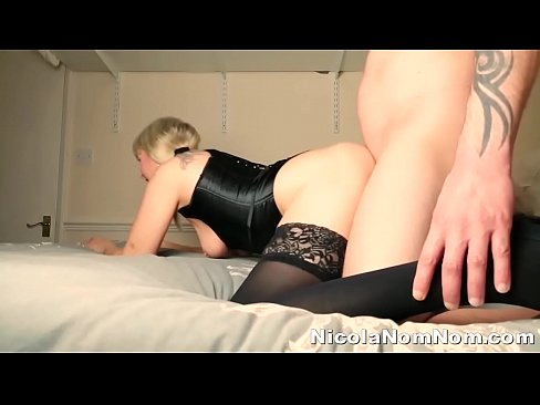 mature amateur wife fucking a younger man