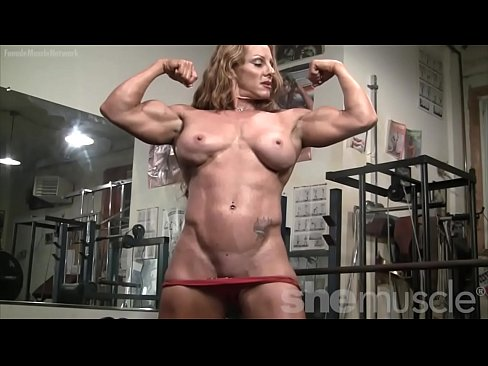 Hope, you naked bodybuilder female anal