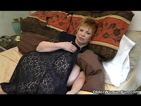 Granny big fat tits
