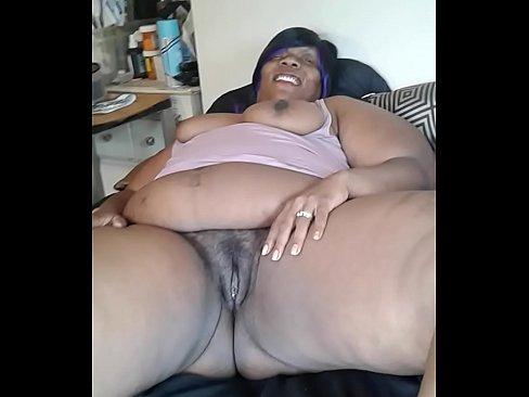 Fat black nasty pussy