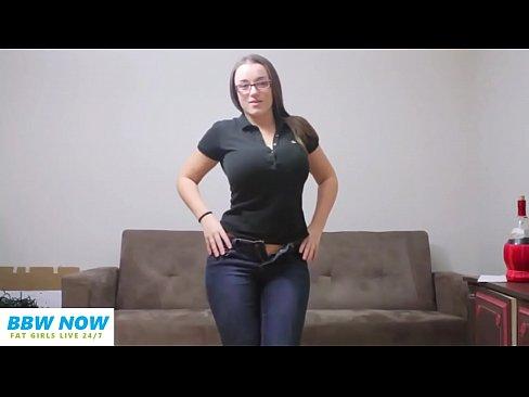 Chubby big tits tube