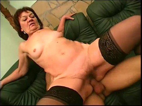 Grannies squirting