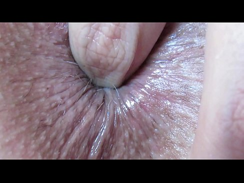 close up anal video