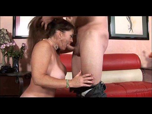 friend cums in mature wife