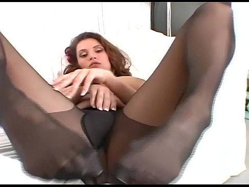 Wear Those Pantyhose For Me