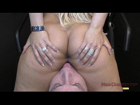 Mistress Luna Star - Ass Worship / Facesitting / Foot Worship