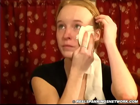 Spanking Teen Jessica - Real Discipline with Kailee