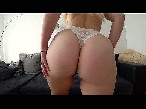 Big White Ass Fucked Hard