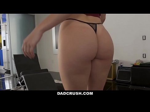 DadCrush - Hot Stepdaughter Addicted To My Cock