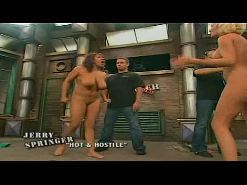 Official jerry springer parody dvdrip xvid jiggly