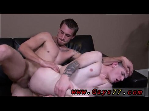First gay anal sex how
