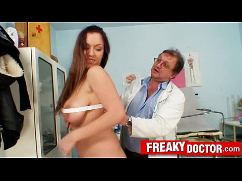 Big Tits Doctor Check Up