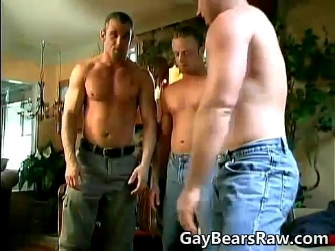 Gay bear groupsex hardcore