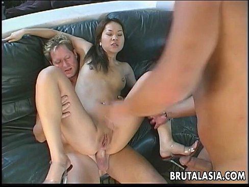 pics Free asian double penetration