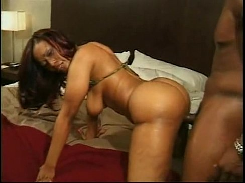 Ebony ghetto anal