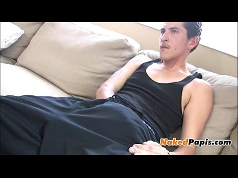 Papi with a big latin dick