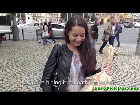 Euro public sex