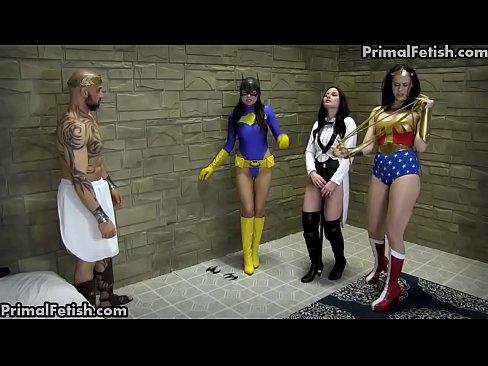 Virgin pussy erotic videos of superheroes free