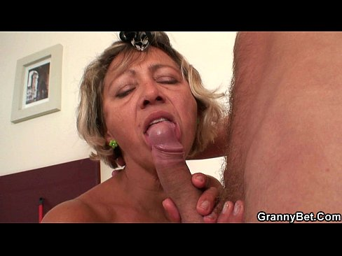 pussy 60 spread hairy year old