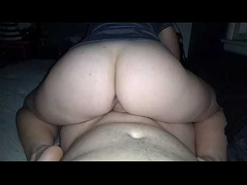 Big Black Booty Bouncing Dick