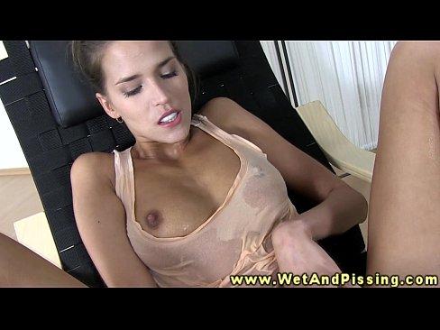 Peeing pissing drink