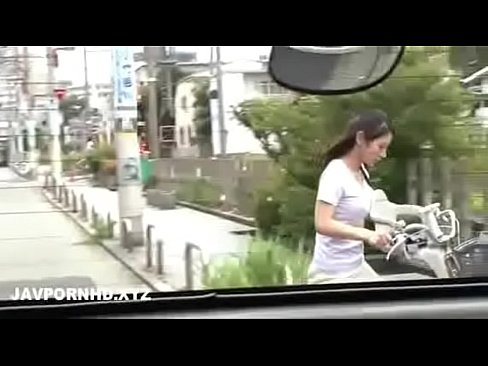 Japanese Housewife Fucked By Salesman