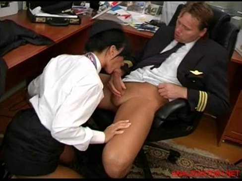 Sex with cabin steward