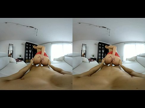 Kristy Black feat. Ria Sunn In POV VR Anal Action