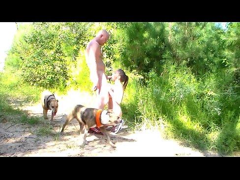 Hiking Makes MILF Horny!