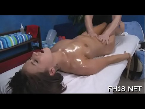 Naked erotic massage