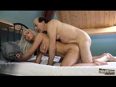 Husband and wife have threesome