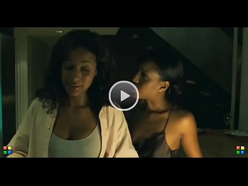 "Kerry Washington Lesbian Sex Scene in ""She Hate Me"""