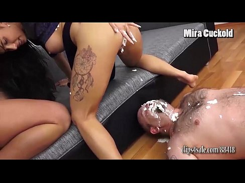 Force sex 69 blowjob