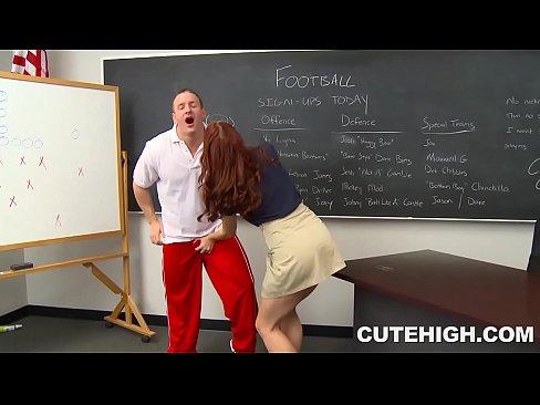 Melody Jordan Fucks Coach