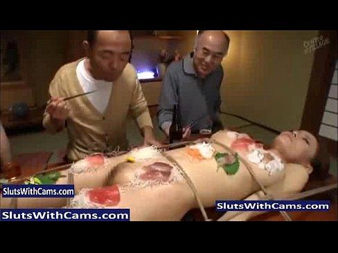 Naked sushi bangbros clip