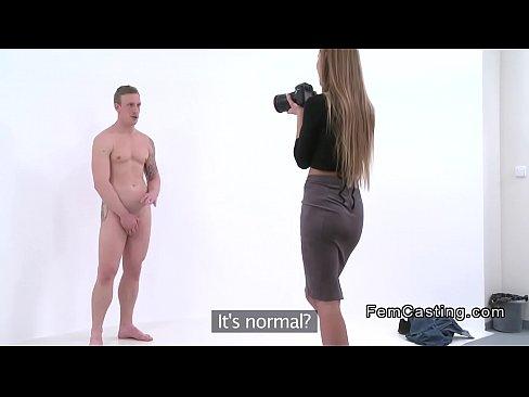 public agent porn alexis crystal
