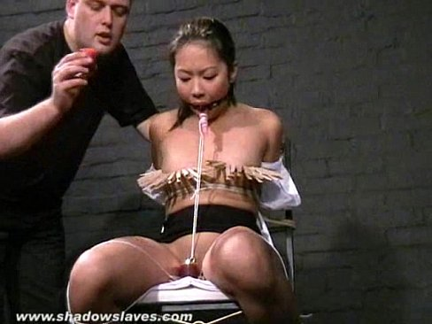 Rough Gang Bang Bondage