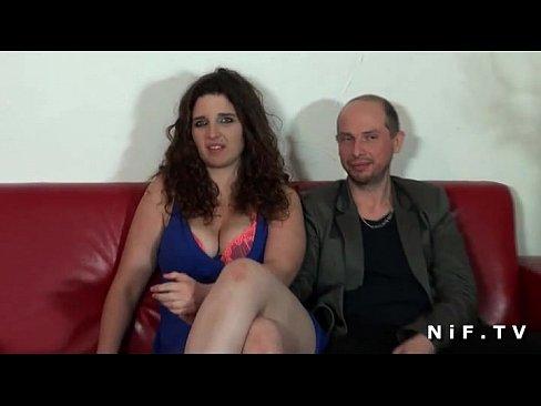 Naughty amateur tits flashing